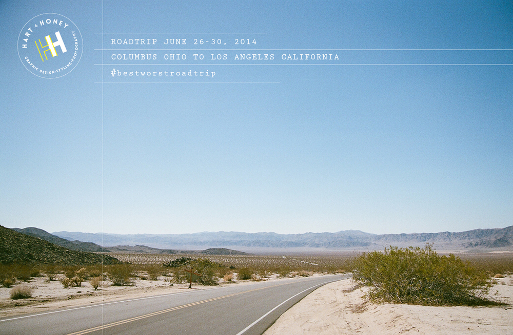 Ohio to L.A. | Hart + Honey