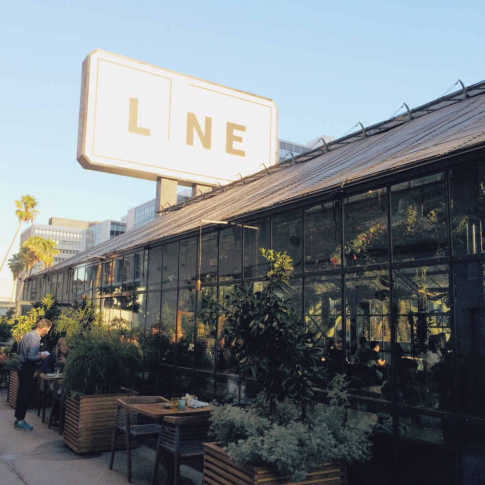 The Commissary at the Line Hotel