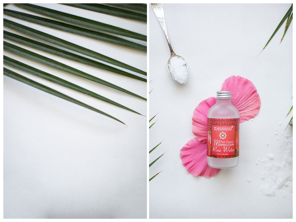All-Natural Sea Salt Texturizing Spray with Rose Water | Hart+Honey