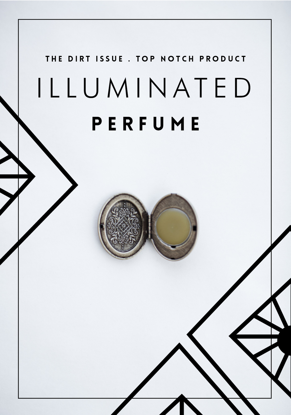 Illuminated Perfume / giveaway / Hart & Honey's Study Journal
