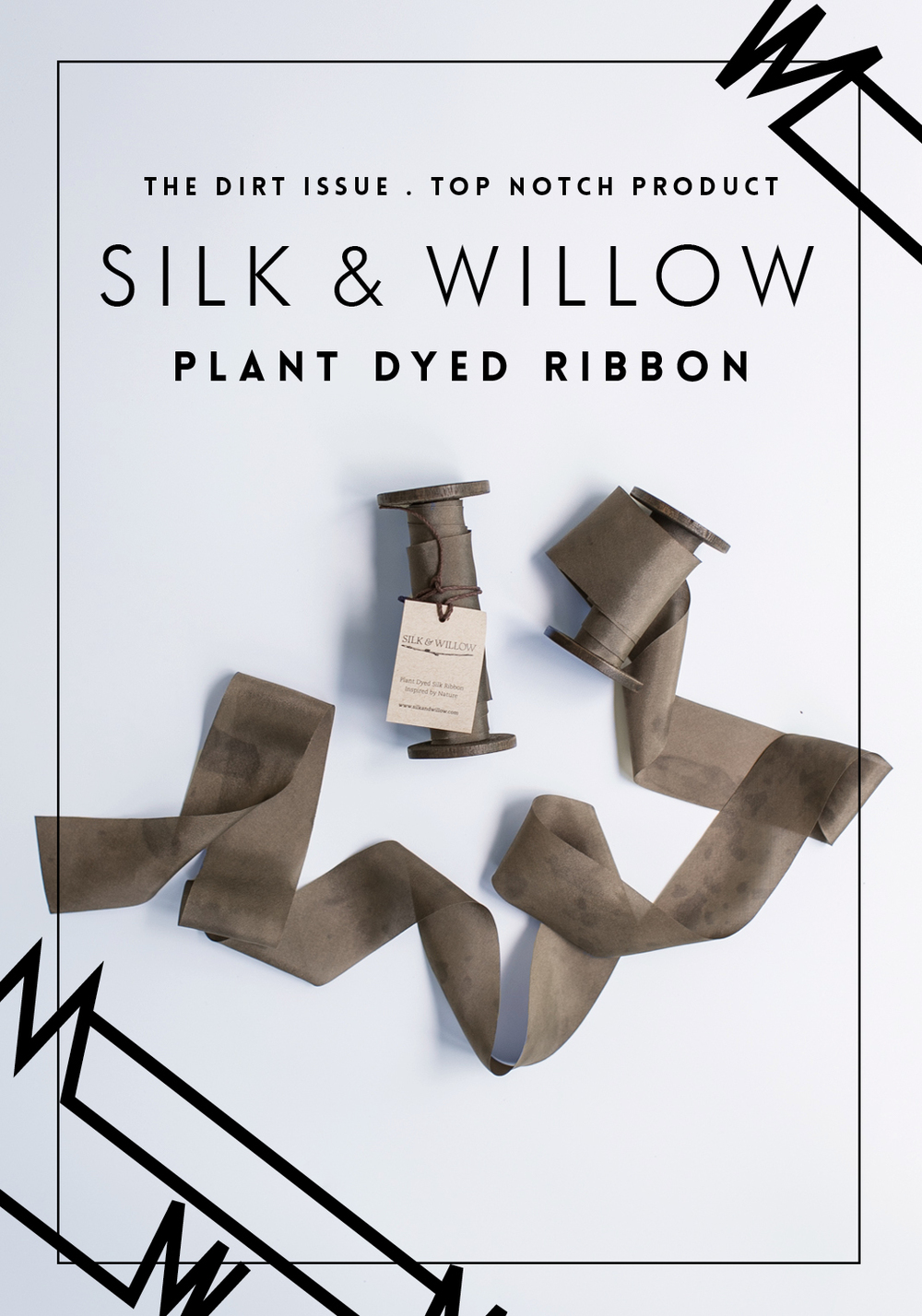 Silk & Willow  hand dyed ribbon / giveaway / Hart & Honey's Study Journal
