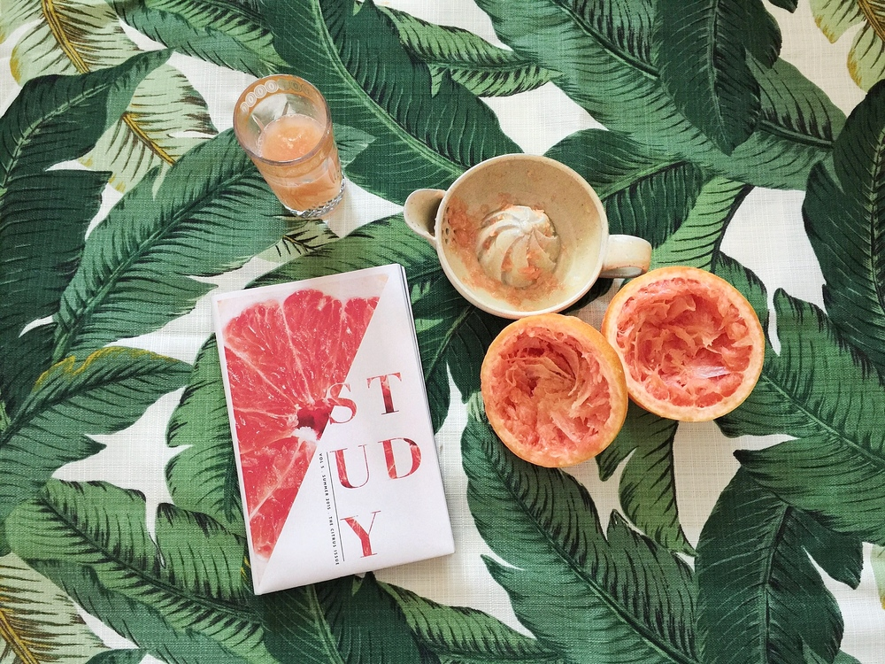 Hart & Honey Collective / The Citrus Issue of STUDY Journal / for the nature loving city dweller