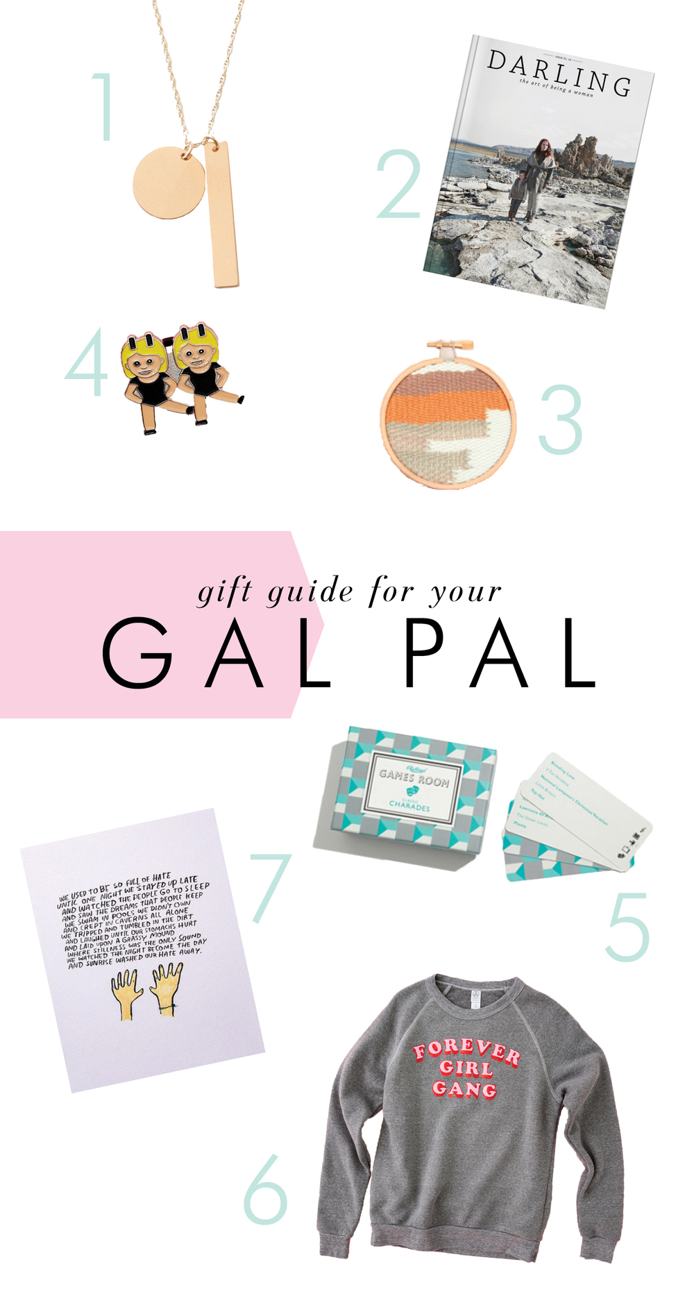 Gift Guide for your Friends