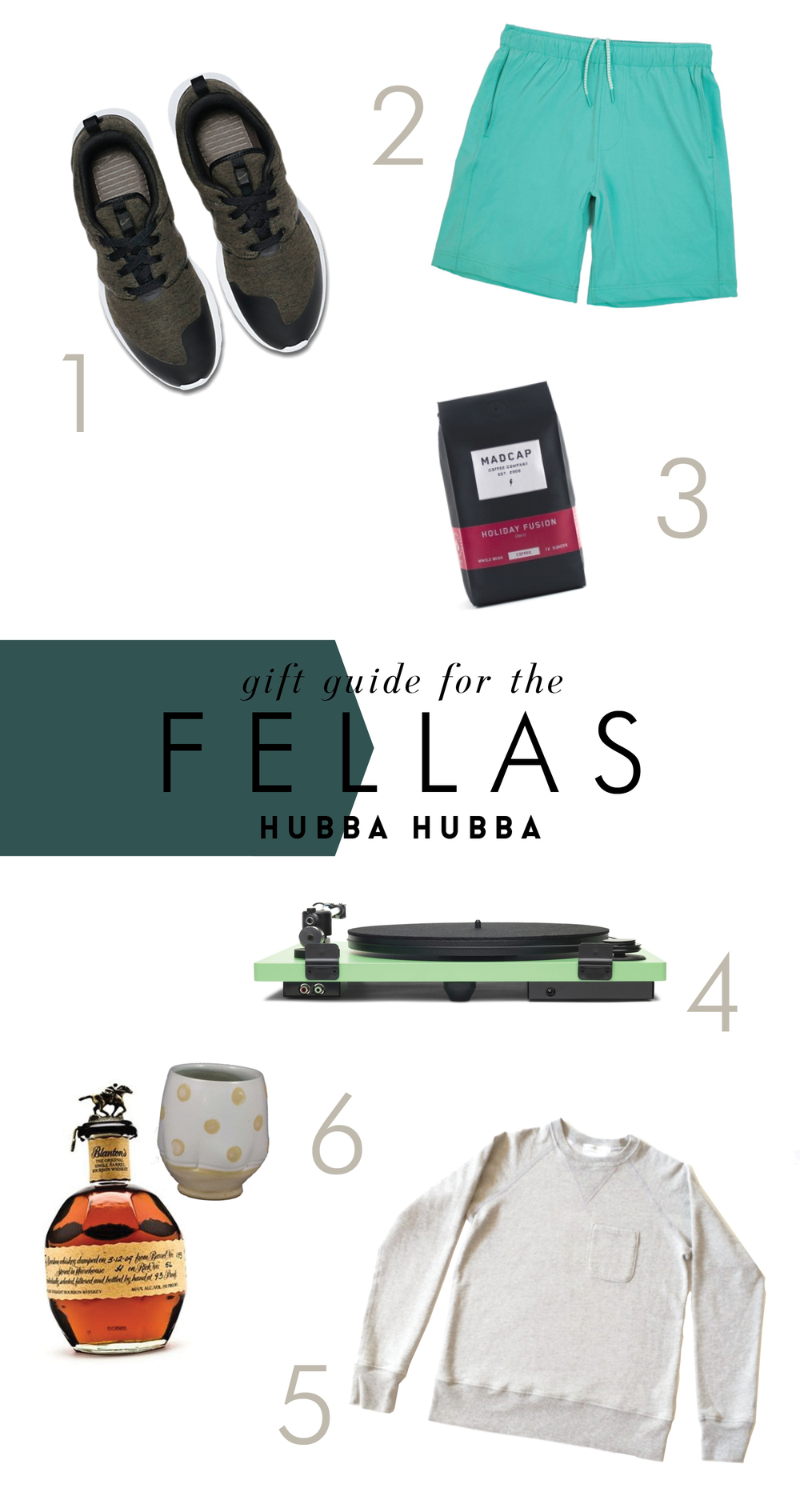 Gift Guide for Your Man