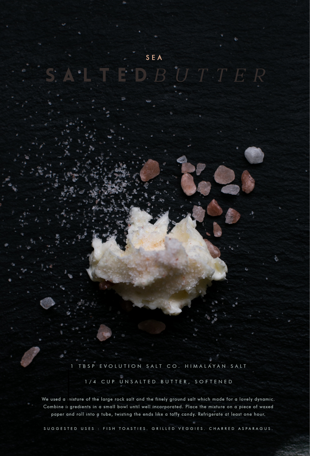 Sea Salt Butter