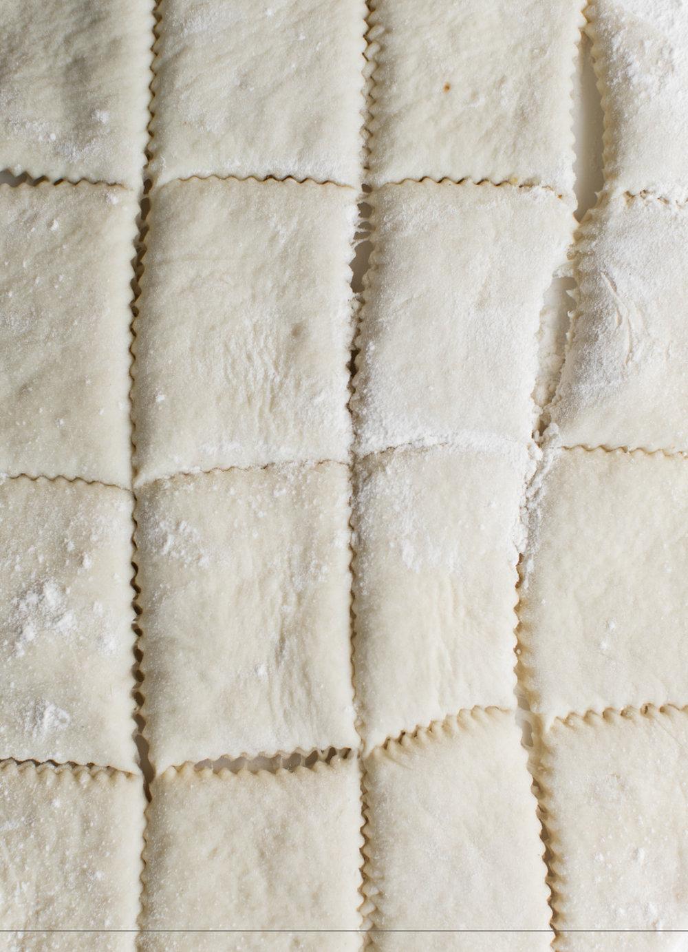 HomemadeBeignets Dough