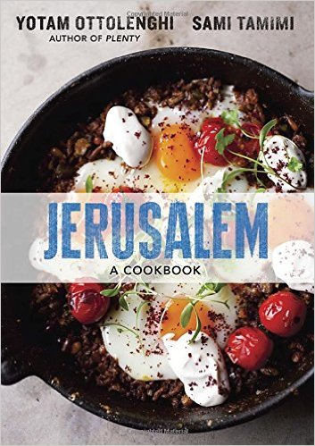 Jerusalem: A Cookbook by Yotam Ottolenghi & Sami Tamimi