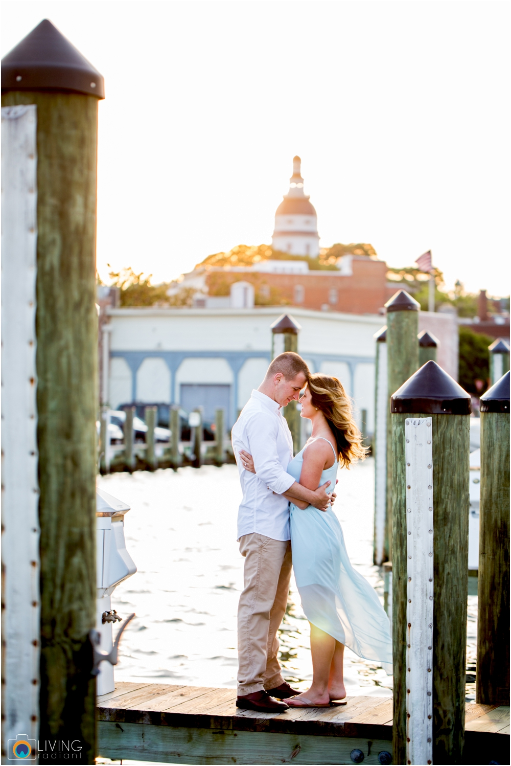 Annapolis-Naval-Academy-Engagement-Wedding-Pictures-Living-Radiant-Photography-Outdoor-Waterfront-Lauren-James_0035.jpg