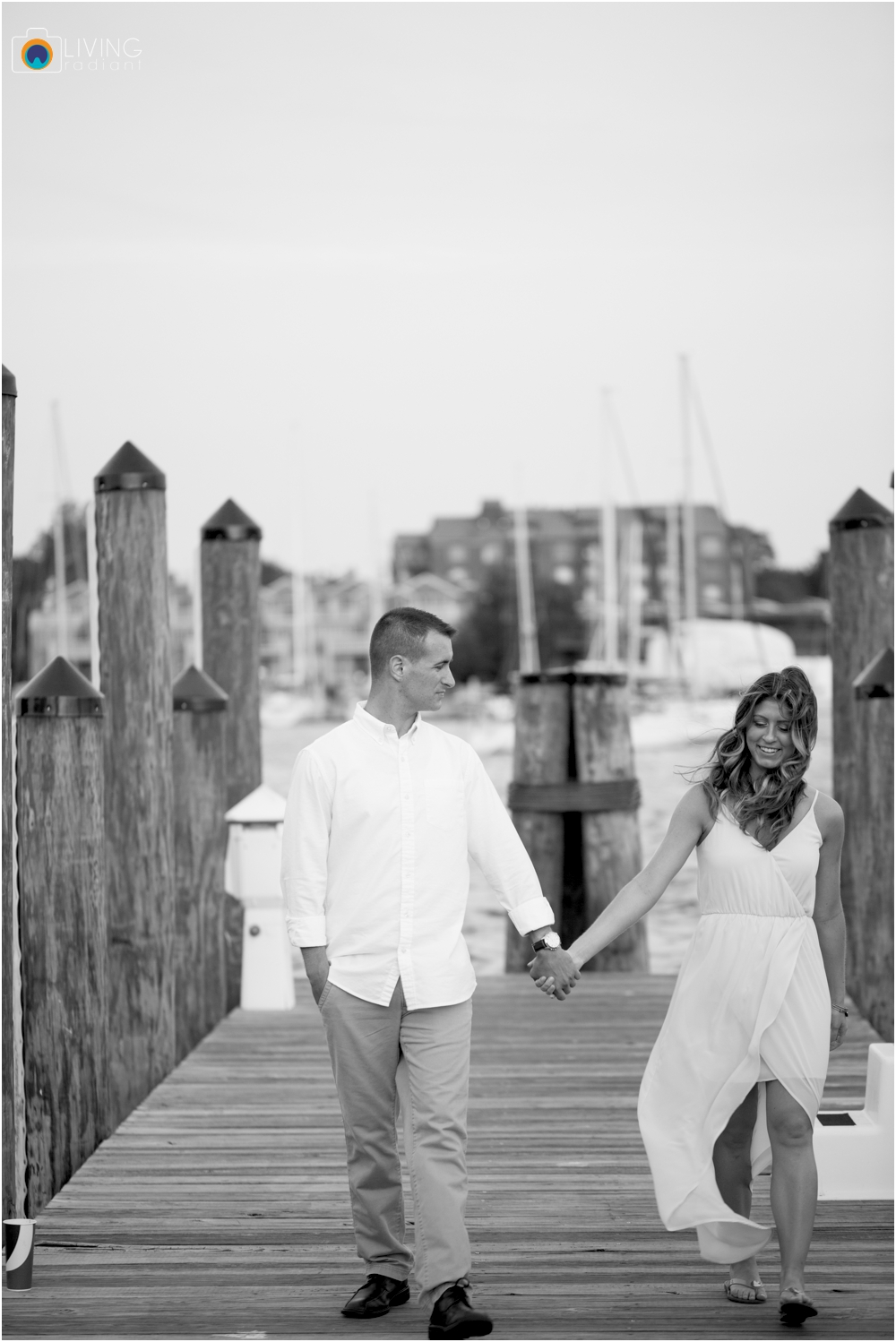 Annapolis-Naval-Academy-Engagement-Wedding-Pictures-Living-Radiant-Photography-Outdoor-Waterfront-Lauren-James_0046.jpg