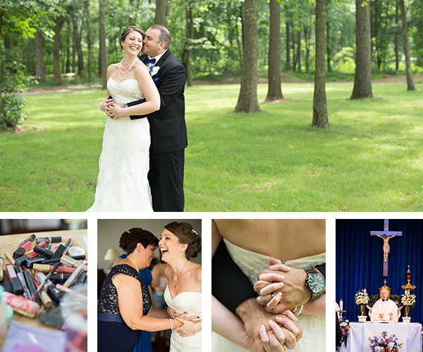 A Jarrettsville Church Wedding at Jarrettsville Gardens Photos