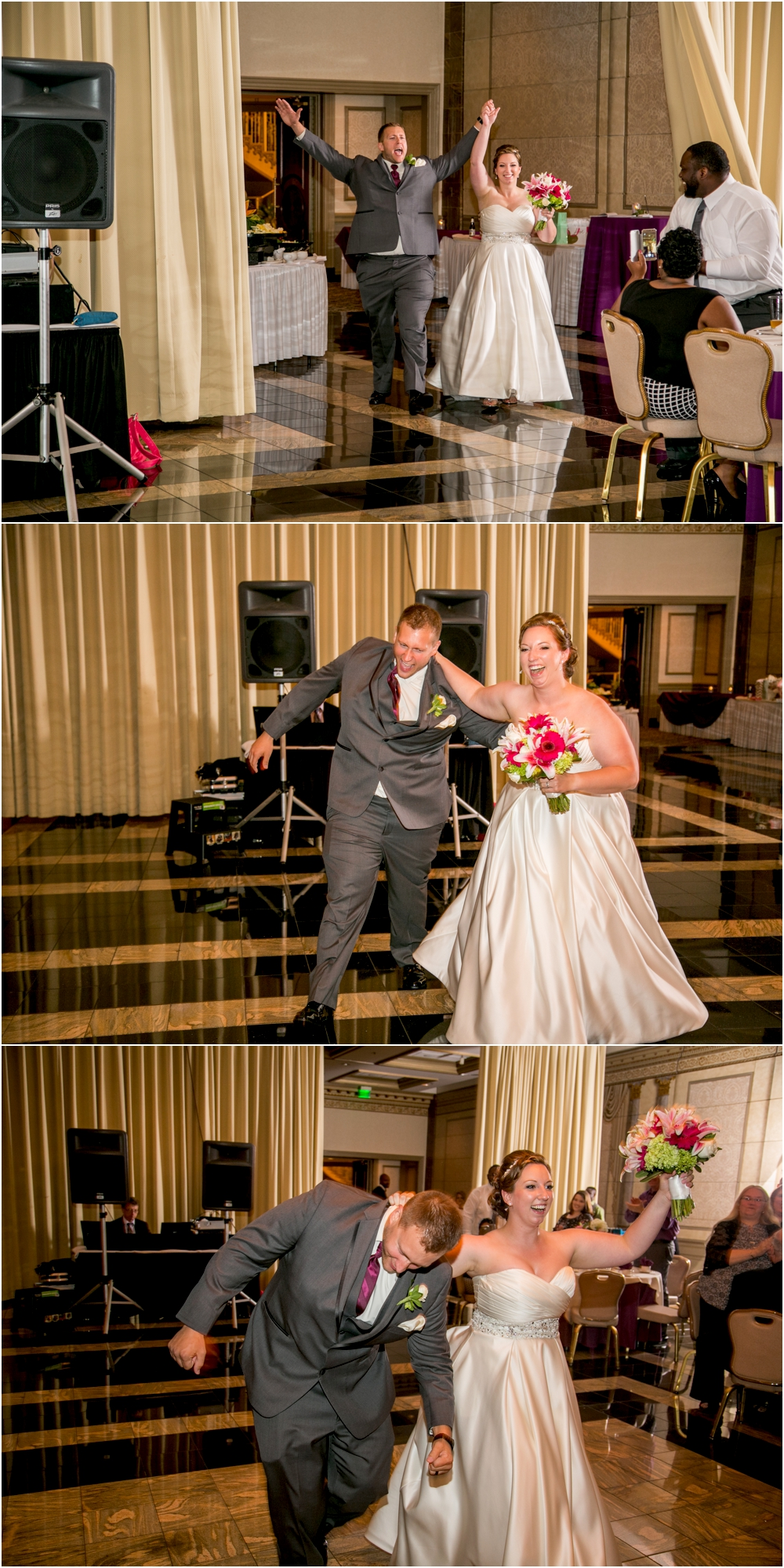 A Martins Valley Mansion Ballroom Wedding in Baltimore