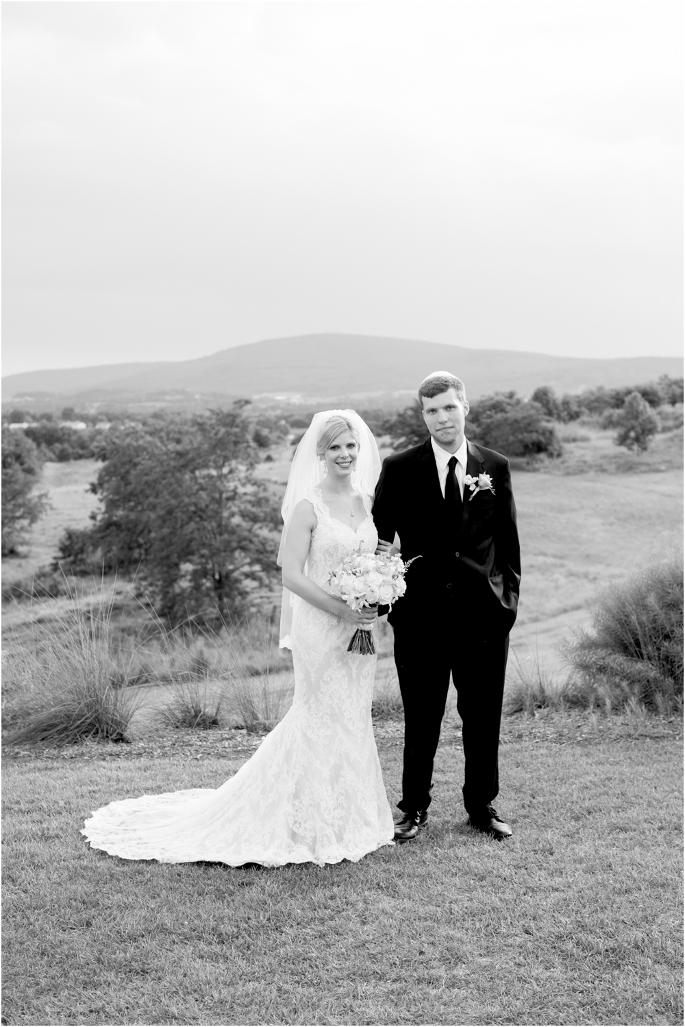 Musket Ridge Golf Course Wedding | Blush & Lavender Ombre Inspired Wedding | Country Club Wedding | Living Radiant Photography