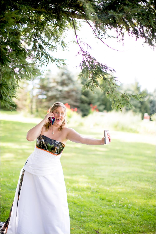 Gillbrook Farms Wedding | Camo Inspired Wedding | Barn Wedding | Living Radiant Photography