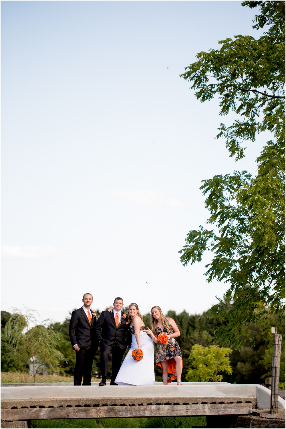Anders Country Camo Inspired Wedding at Gillbrook Farms by Living Radiant Photography Warriors Mark PA_0063.jpg