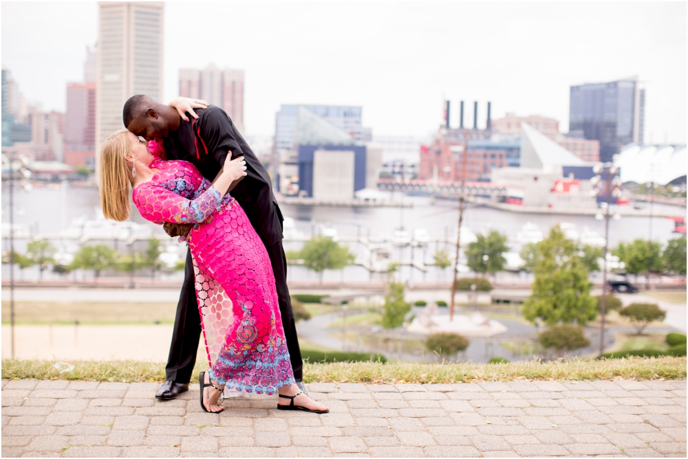 Federal Hill Engagement Session | Inner Harbor Baltimore Engagement | Living Radiant Photography | Baltimore Best Wedding Photographers