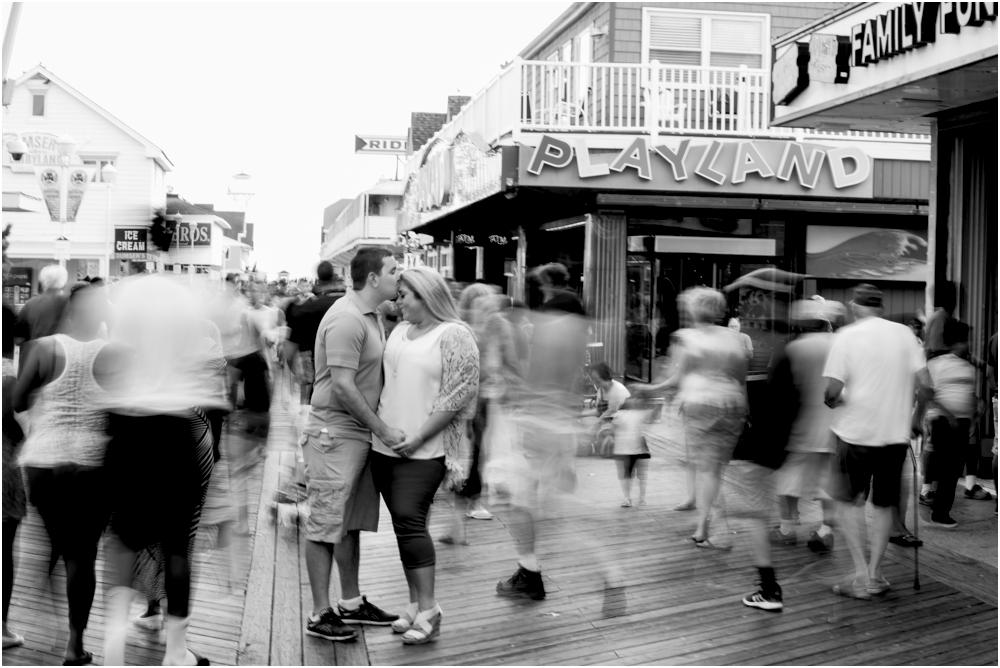Brittany Steve Ocean City Beach Engagement Living Radiant Photography_0027.jpg