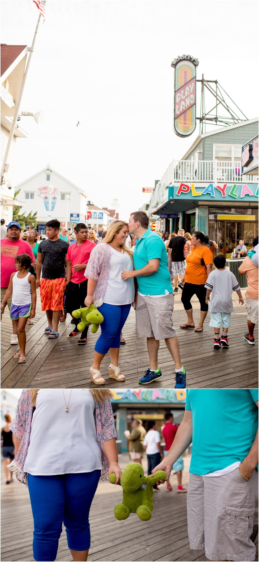 Brittany Steve Ocean City Beach Engagement Living Radiant Photography_0025.jpg