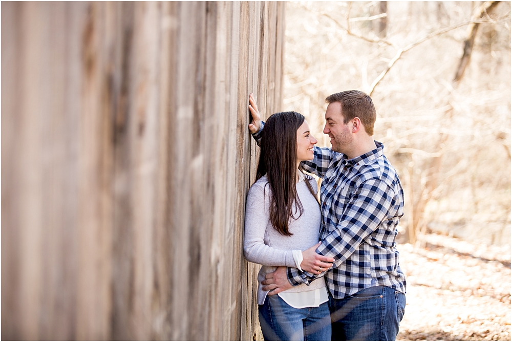 Millstone Cellars Engagement Session