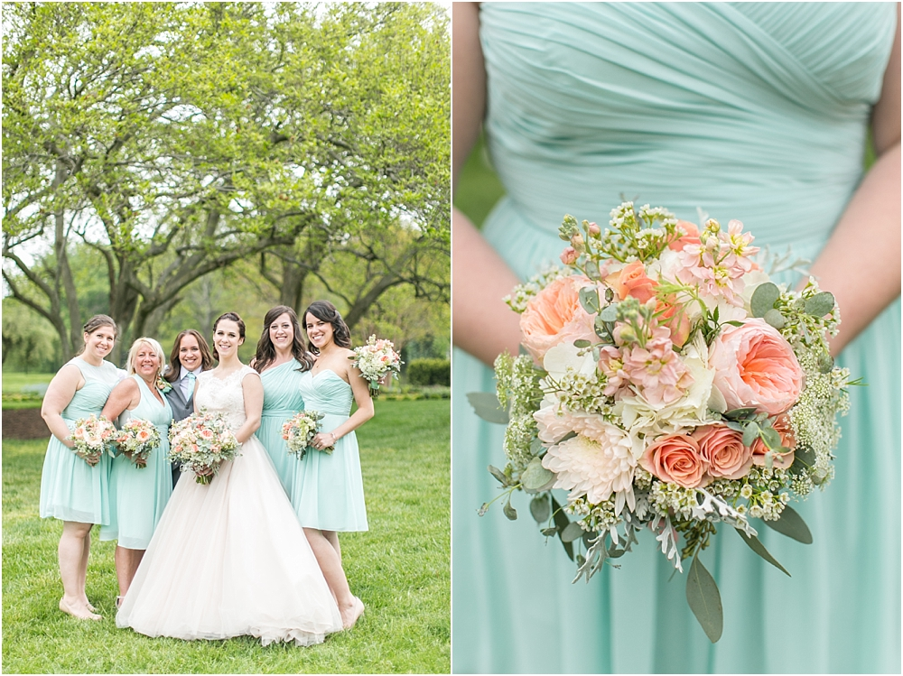 Belmont Manor Weddings living radiant photography christina kyle greco mint blush teal peacock_0021.jpg