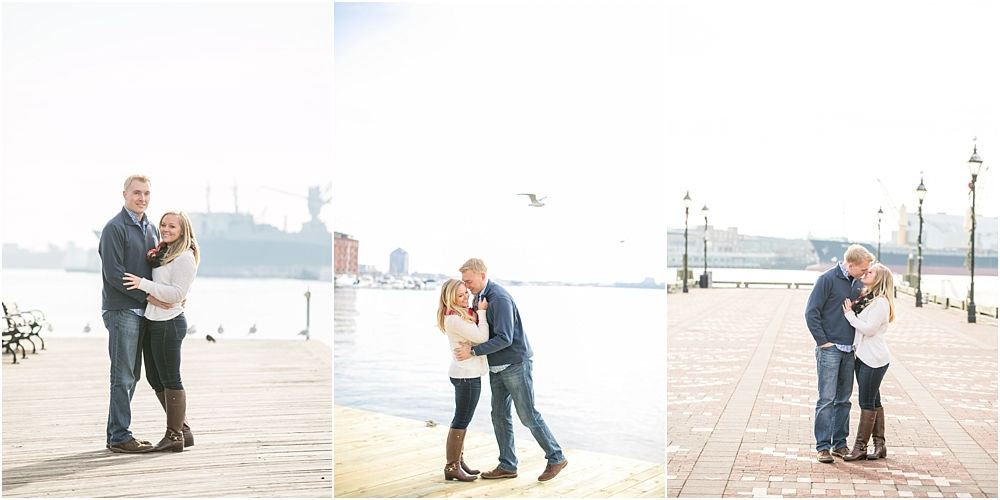Jenna Robert Fells Point Baltimore Engagement Session Living Radiant Photography photos-19.jpg