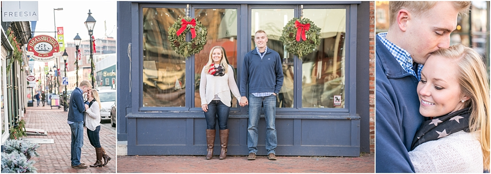 Jenna Robert Fells Point Baltimore Engagement Session Living Radiant Photography photos-25.jpg