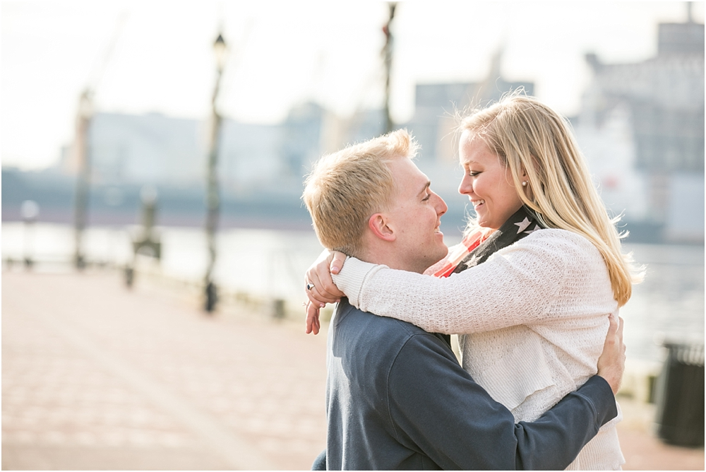 Jenna Robert Fells Point Baltimore Engagement Session Living Radiant Photography photos-24.jpg