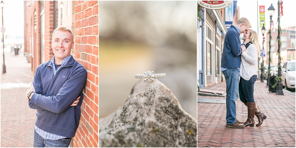 Jenna Robert Fells Point Baltimore Engagement Session Living Radiant Photography photos-26.jpg