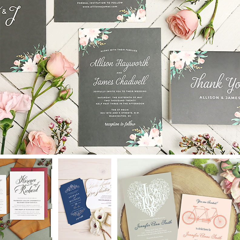 Living Radiant Photography | Weddings — Guest Blogger: Basic Invite