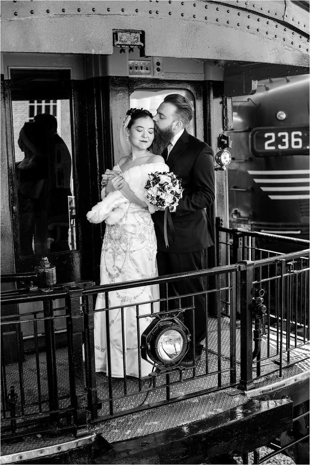 Brown Wedding Baltimore B&O Railroad Museum Wedding Living Radiant Photography photos_0020.jpg