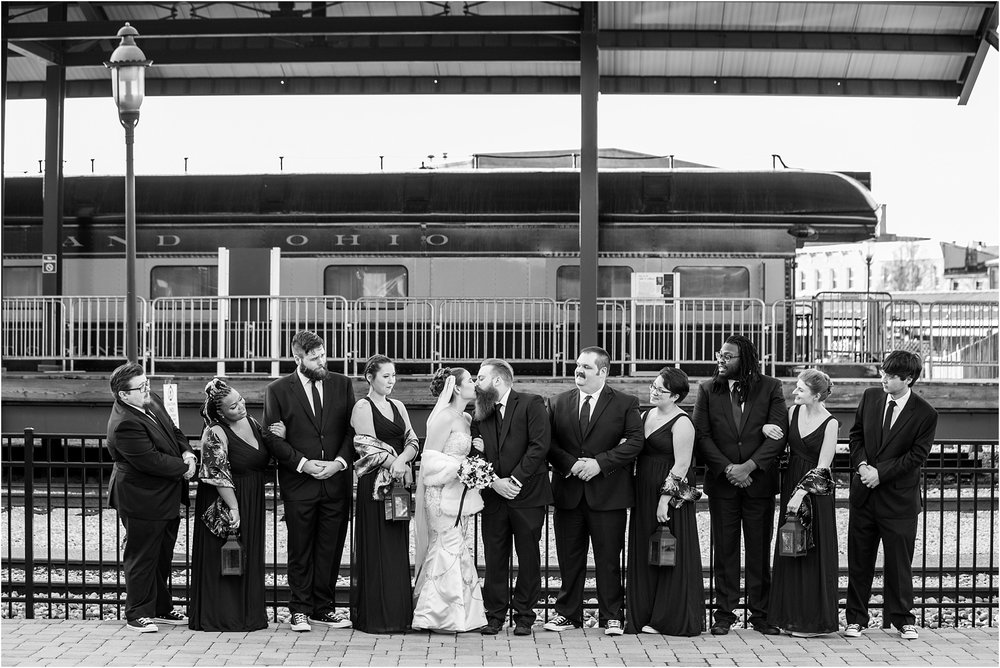 Brown Wedding Baltimore B&O Railroad Museum Wedding Living Radiant Photography photos_0032.jpg