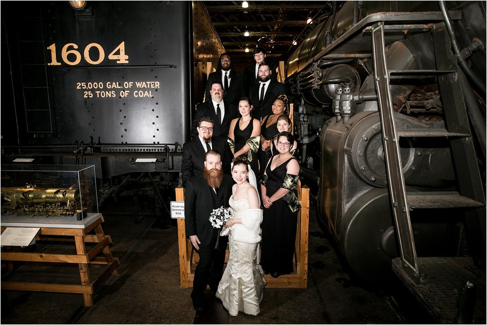 Brown Wedding Baltimore B&O Railroad Museum Wedding Living Radiant Photography photos_0037.jpg