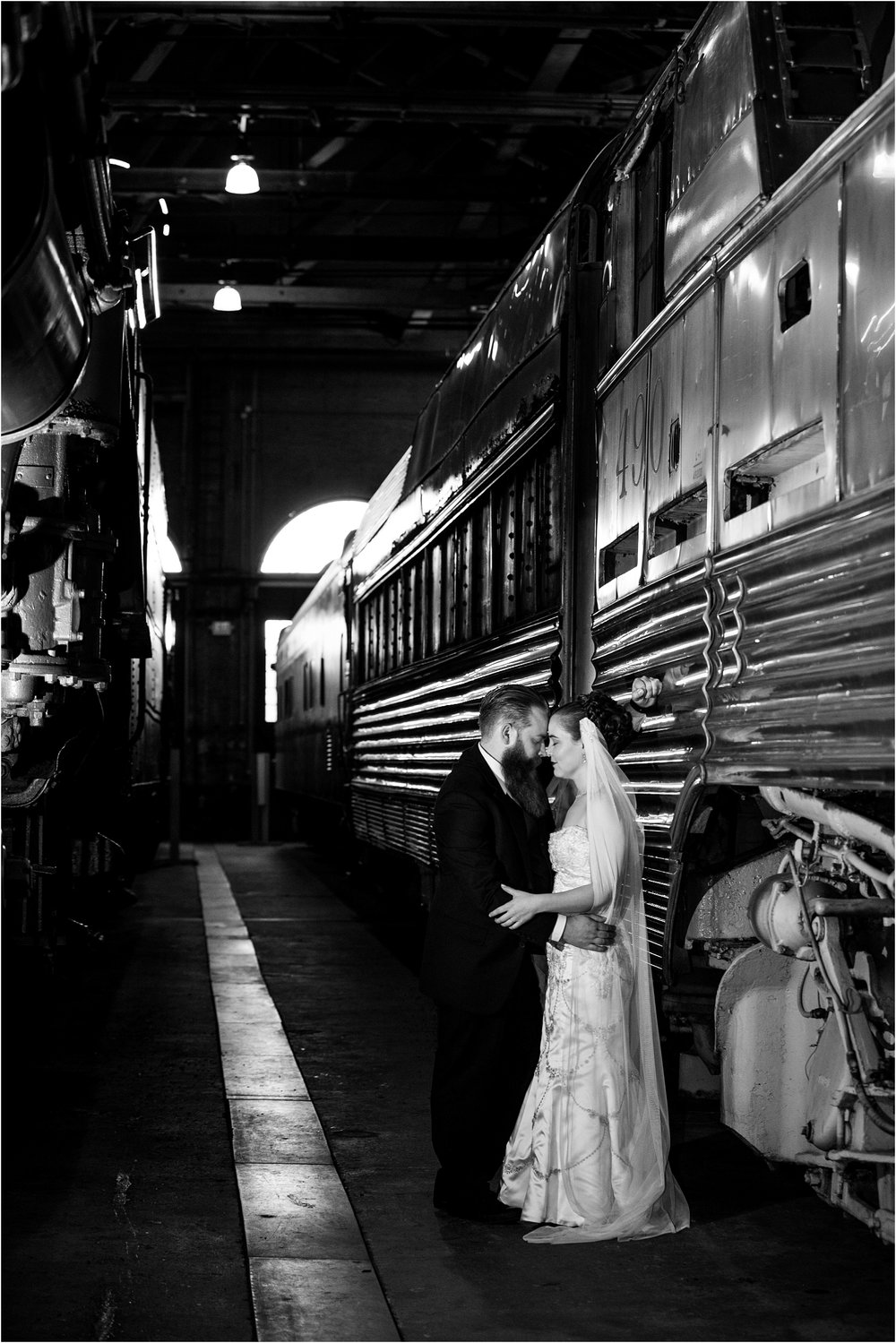 Brown Wedding Baltimore B&O Railroad Museum Wedding Living Radiant Photography photos_0040.jpg