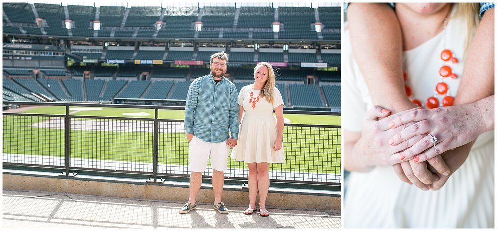 Tess Ray Camden Yards Engagement Session Living Radiant Photography photos_0001.jpg