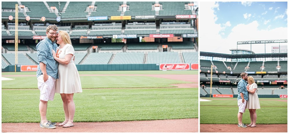 Tess Ray Camden Yards Engagement Session Living Radiant Photography photos_0004.jpg