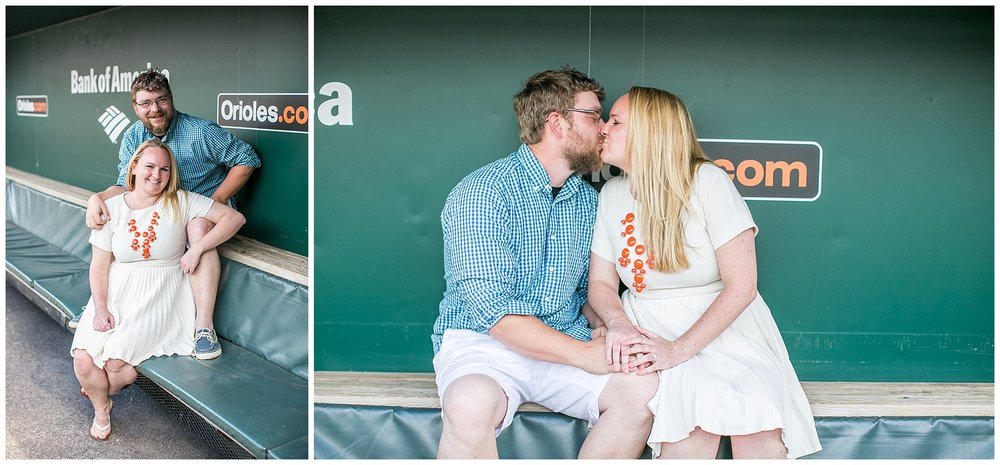 Tess Ray Camden Yards Engagement Session Living Radiant Photography photos_0005.jpg