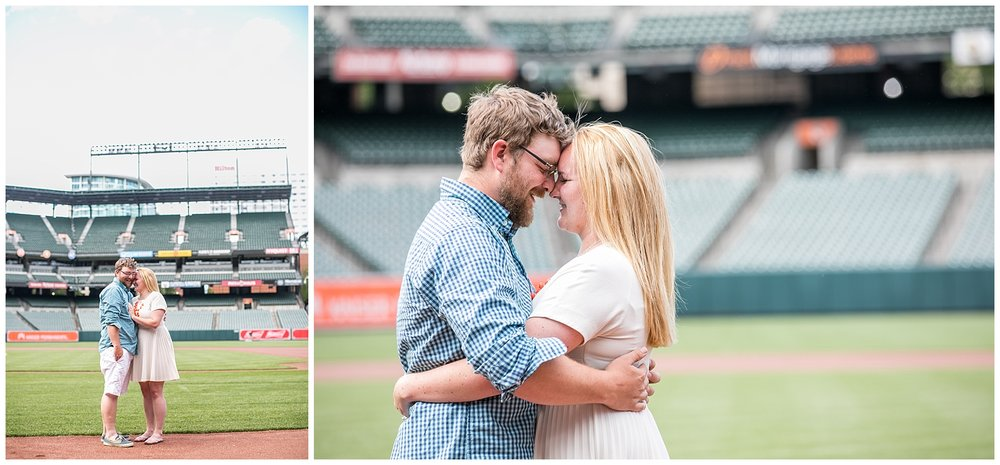 Tess Ray Camden Yards Engagement Session Living Radiant Photography photos_0007.jpg