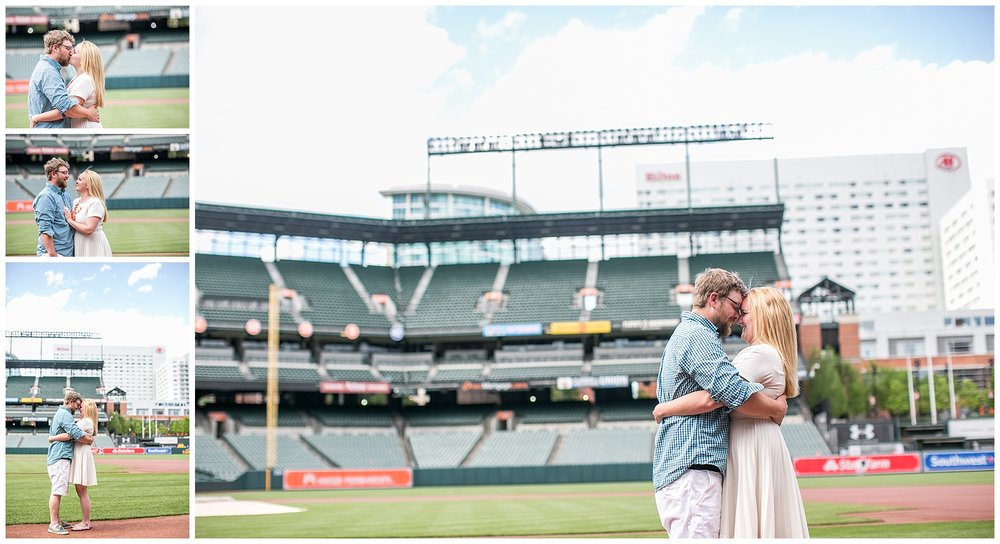 Tess Ray Camden Yards Engagement Session Living Radiant Photography photos_0008.jpg