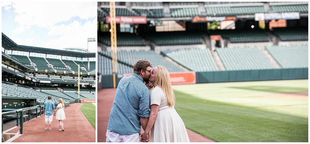 Tess Ray Camden Yards Engagement Session Living Radiant Photography photos_0015.jpg