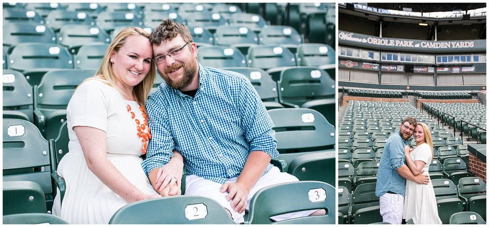Tess Ray Camden Yards Engagement Session Living Radiant Photography photos_0016.jpg