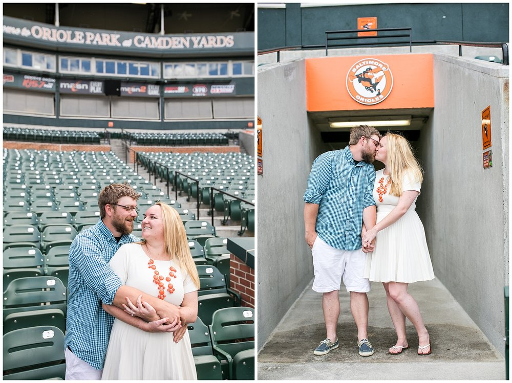 Tess Ray Camden Yards Engagement Session Living Radiant Photography photos_0017.jpg