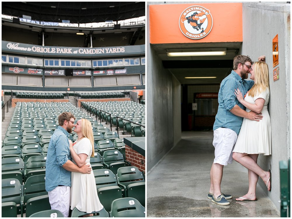 Tess Ray Camden Yards Engagement Session Living Radiant Photography photos_0019.jpg