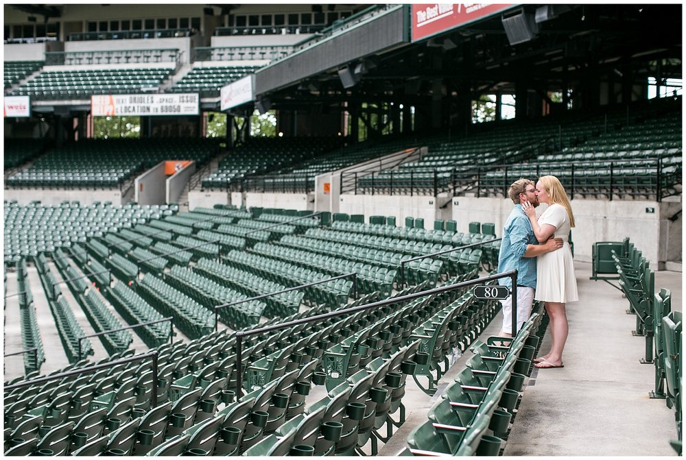 Tess Ray Camden Yards Engagement Session Living Radiant Photography photos_0022.jpg
