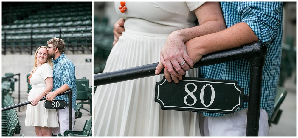 Tess Ray Camden Yards Engagement Session Living Radiant Photography photos_0023.jpg