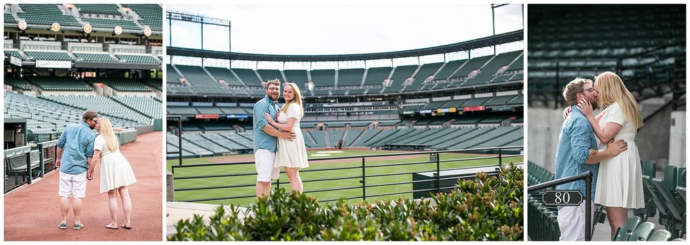 Tess Ray Camden Yards Engagement Session Living Radiant Photography photos_0026.jpg