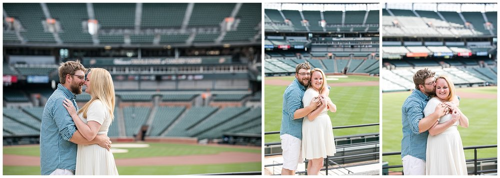 Tess Ray Camden Yards Engagement Session Living Radiant Photography photos_0028.jpg