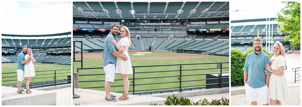 Tess Ray Camden Yards Engagement Session Living Radiant Photography photos_0029.jpg