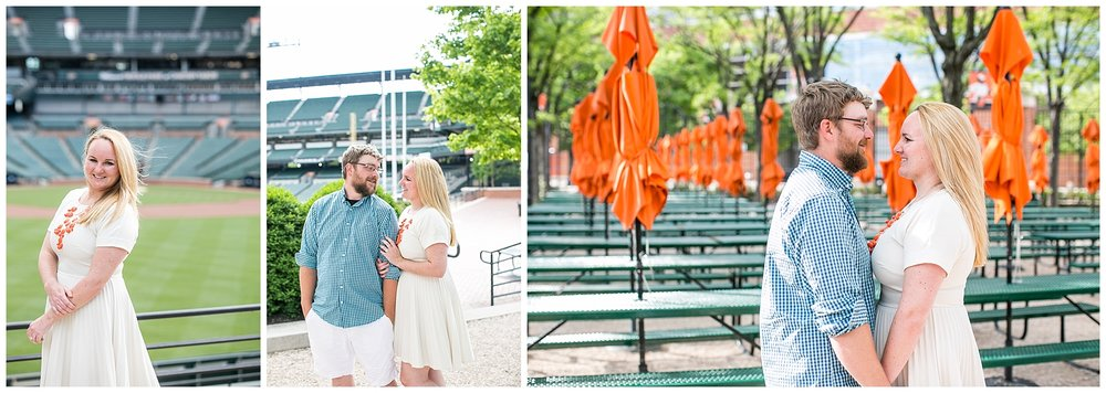 Tess Ray Camden Yards Engagement Session Living Radiant Photography photos_0030.jpg