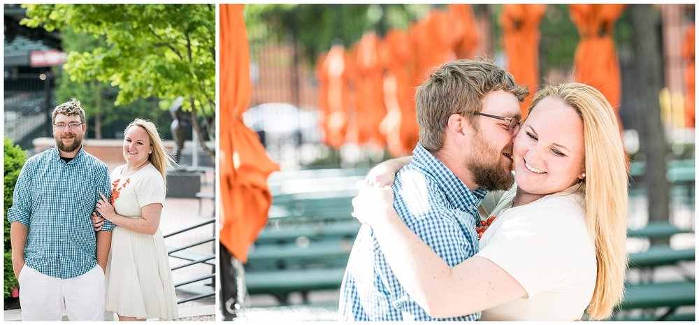 Tess Ray Camden Yards Engagement Session Living Radiant Photography photos_0031.jpg