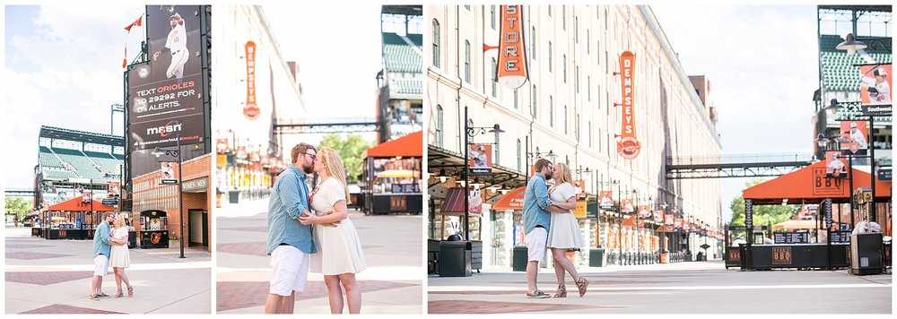 Tess Ray Camden Yards Engagement Session Living Radiant Photography photos_0034.jpg