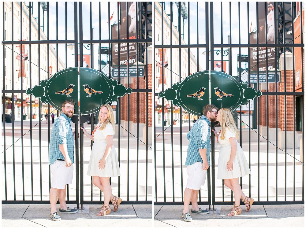 Tess Ray Camden Yards Engagement Session Living Radiant Photography photos_0036.jpg